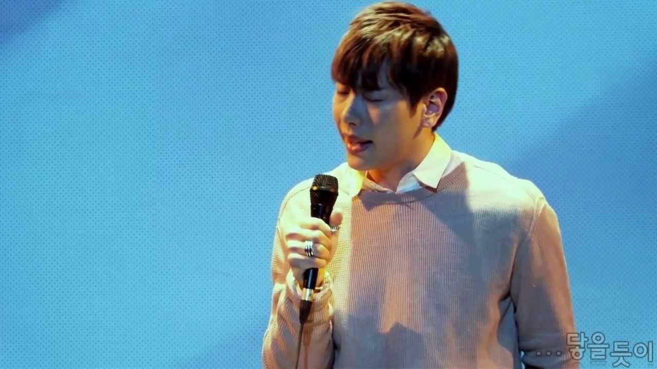 130517 - 박효신 Park Hyo Shin - 사랑합니다 (원곡: Tim)