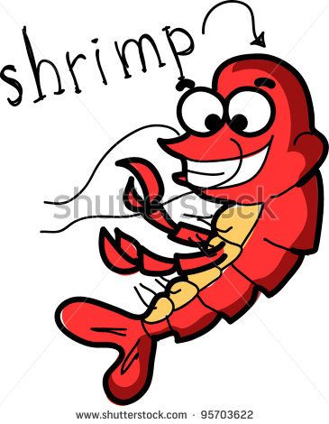 crawfish clip art free online cartoon shrimp cartoons rh pinterest com Cartoon Shrimp Clip Art Shrimp Chef Clip Art