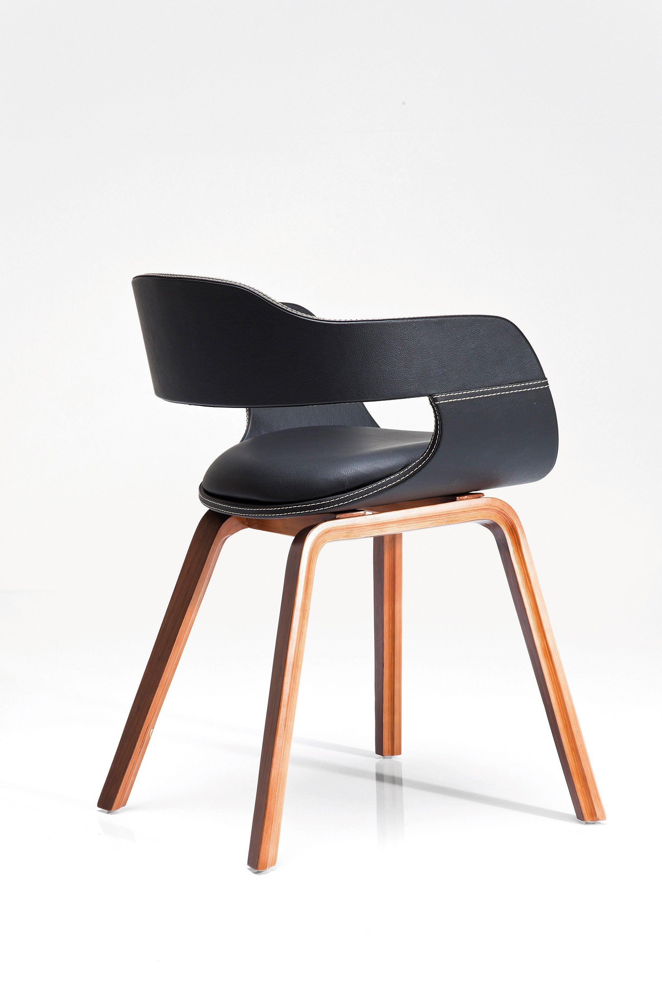 Costa stoel Kare Design zwart Inrichting