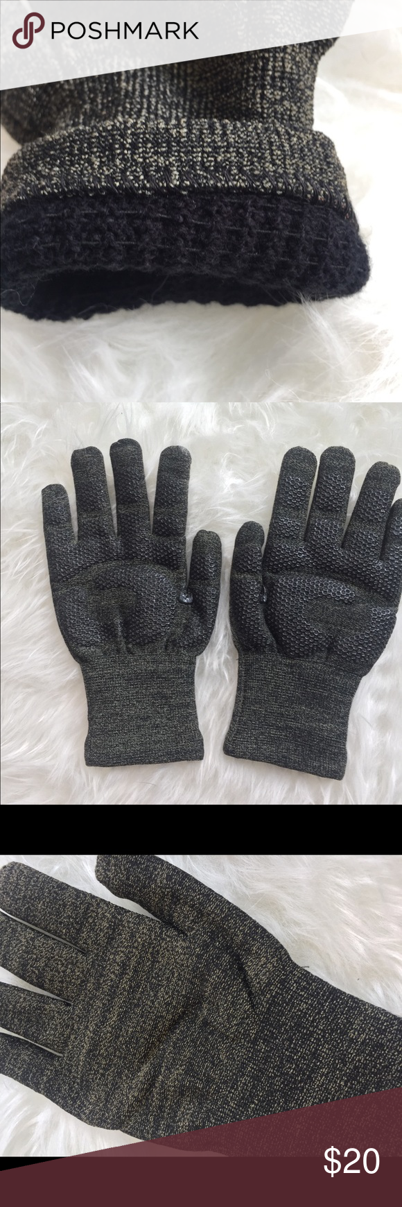 6207c1e2b7 NWOT Touch Screen Copper Infused Gloves GliderGloves Cooper Infused Touch  Screen Gloves Color is described as