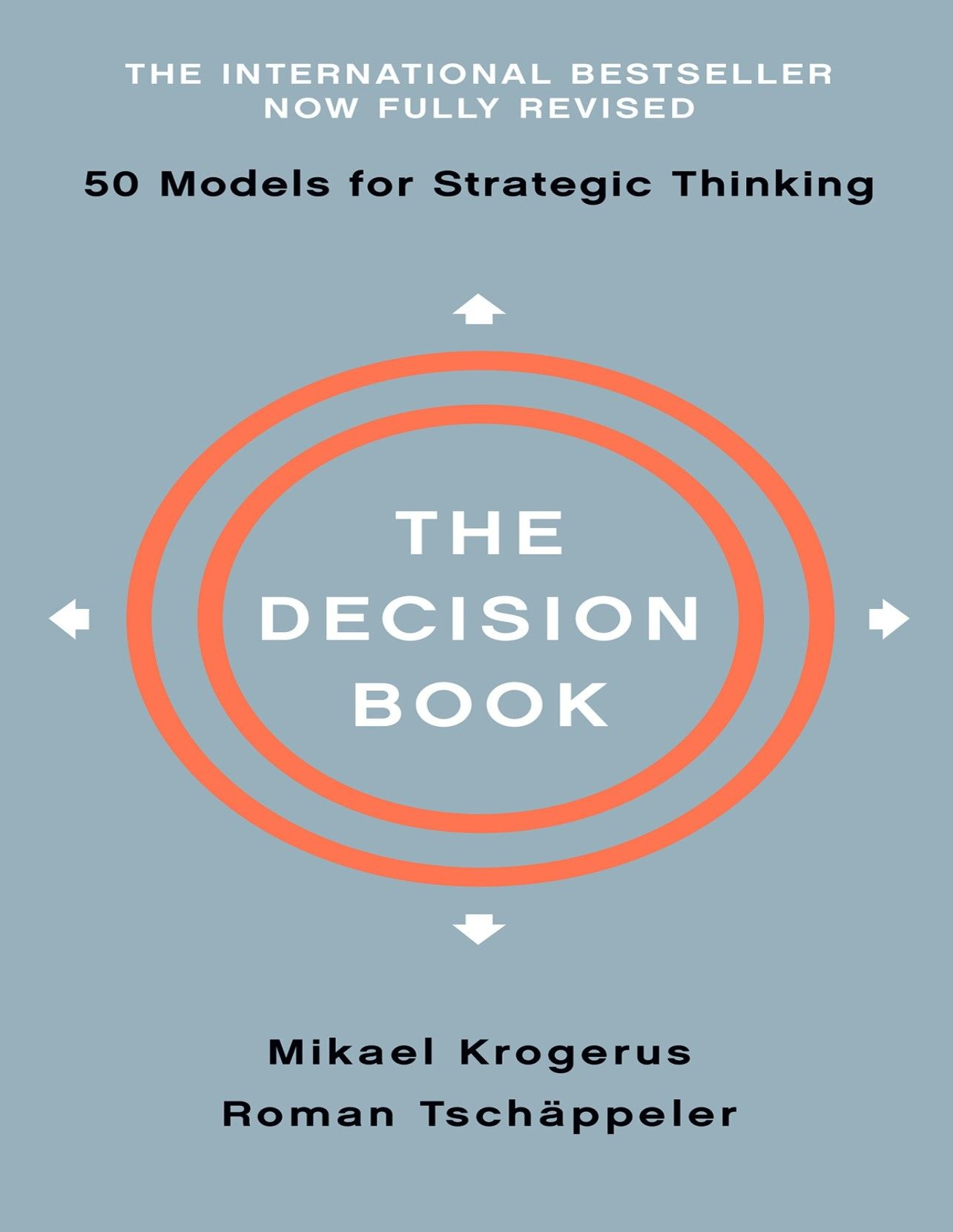 The Decision Book Fifty Models For Strategic Thinking Business And Economics Books Books To Read