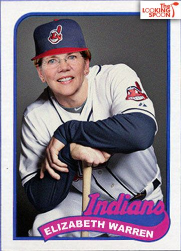 Elizabeth Warren Of The Indians