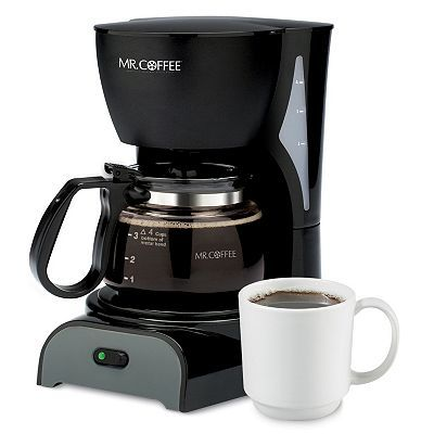 Mr Coffee Switch Dr Series 4 Cup Coffee Maker 4 Cup Coffee Maker Mr Coffee Coffee Maker Reviews
