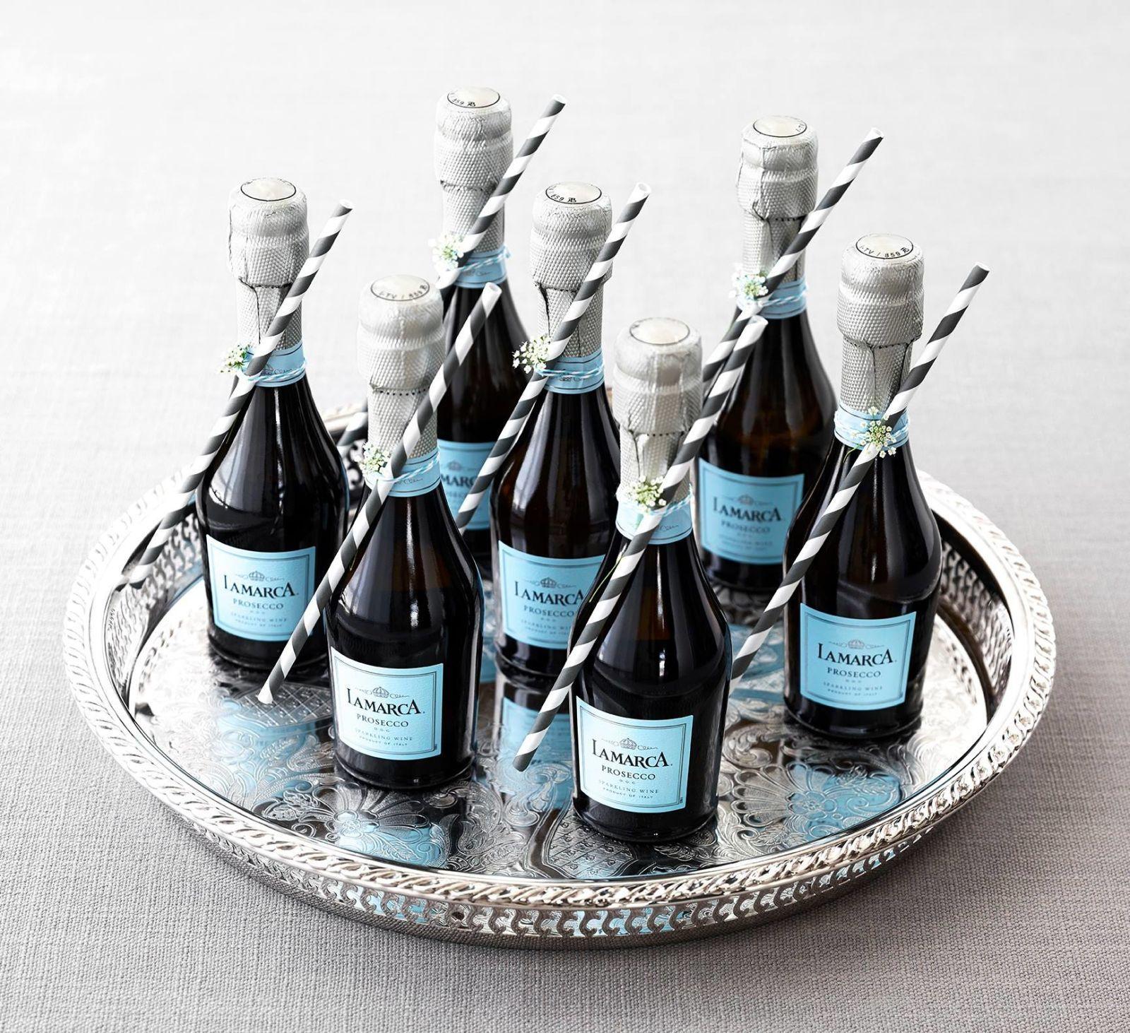 Cutest Mini Champagnes Sip Year'