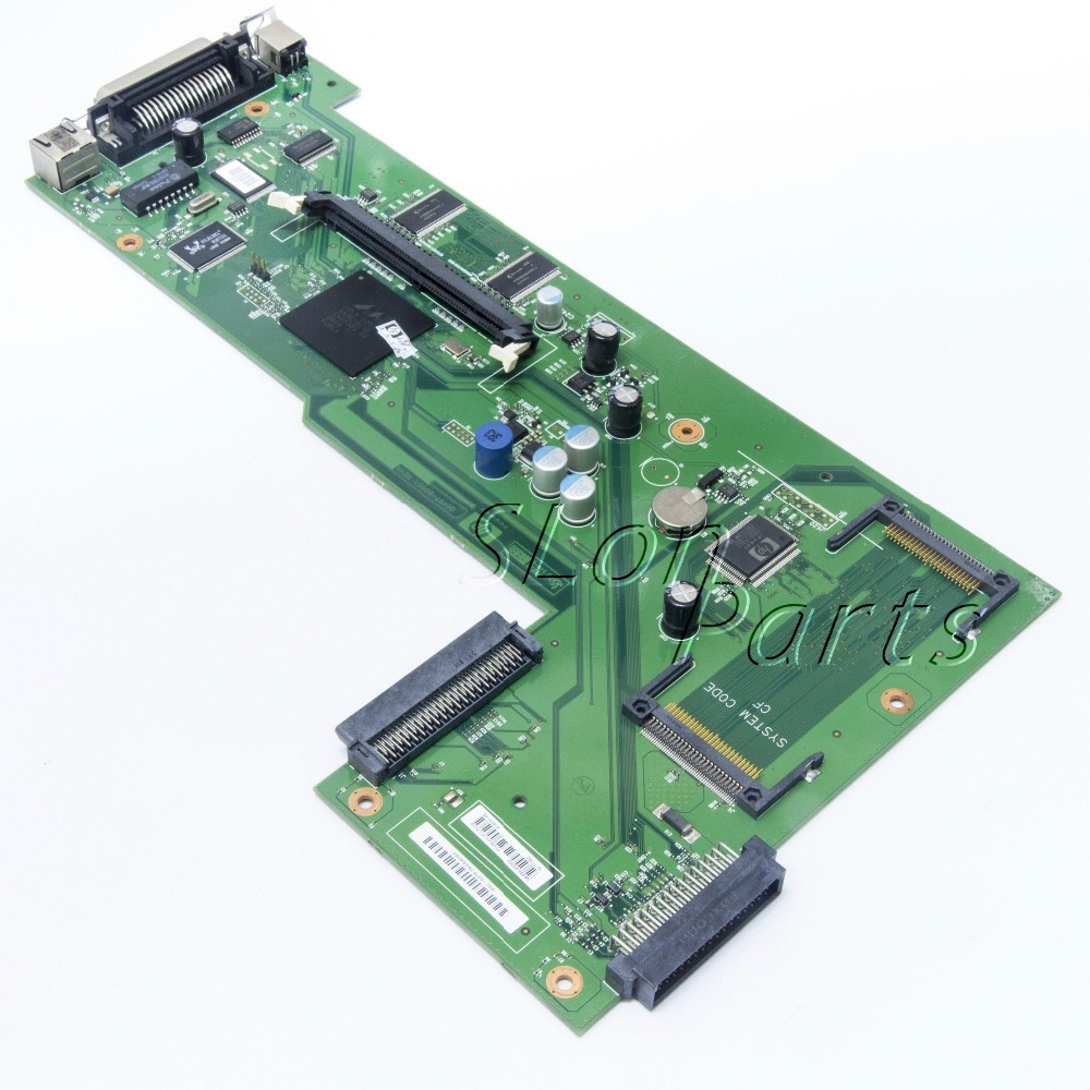 (124.85$)  Know more  - Q6498-67901 Formatter Board for HP Laserjet 5200n original formatter board