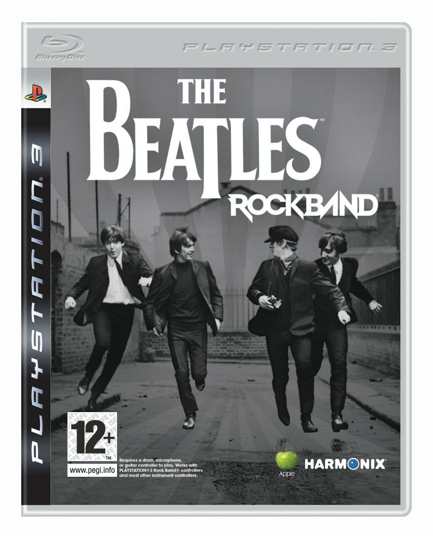 The Beatles - Rock Band (2009): Because who doesn't like