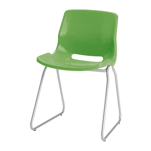 SNILLE Visitor chair green IKEA good desk chair! green