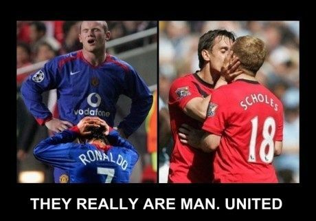manchester united Funny