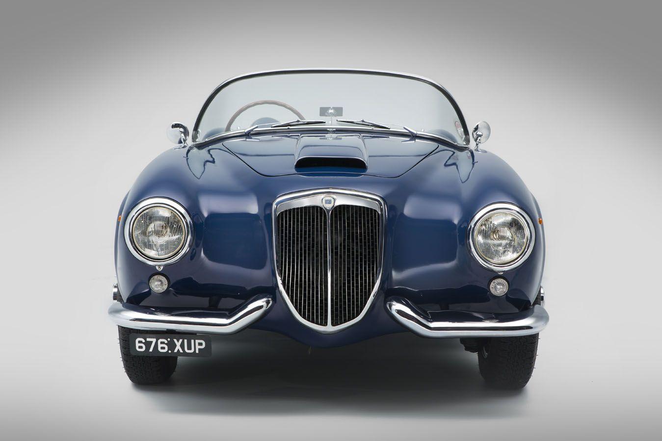 1955 1956 lancia aurelia b24 spider series four designed by pinin farina