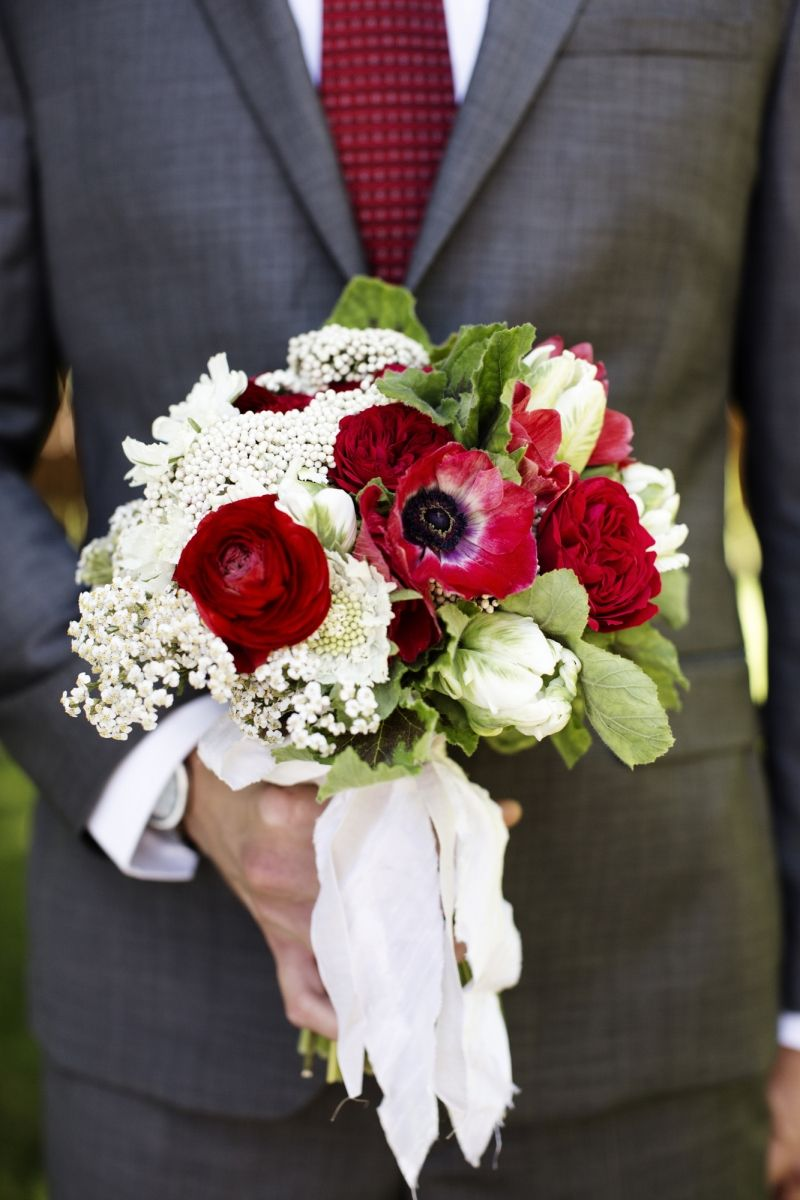 Cheers, America A Fourth of July Wedding Inspiration