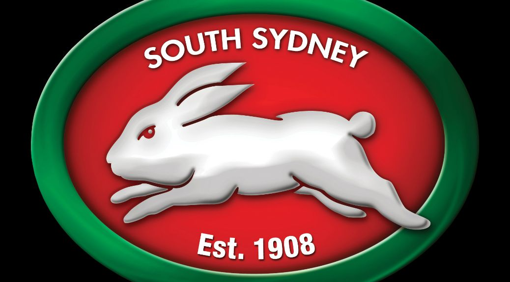 South Sydney Rabbitohs Logo National Rugby League Australian Rugby League Embroidery Logo