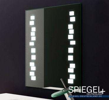 Badspiegel mit LED Beleuchtung - Balto - badezimmerspiegel mit led