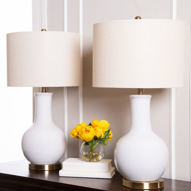Easingwold 29 Table Lamp Set White Table Lamp Table Lamp Sets Lamp
