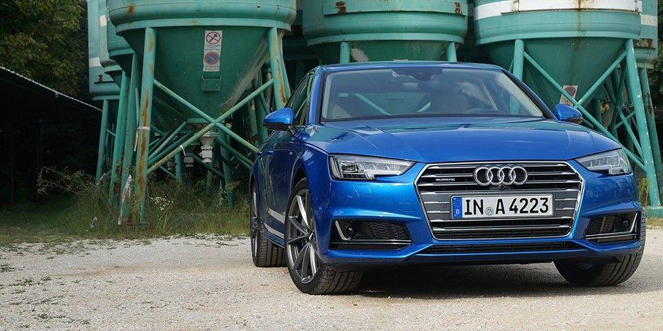 Driven 2016 Audi A4 2 0 Tfsi Quattro S Line Fourtitude Com New Cars For Sale Audi A4 Audi