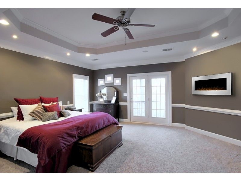 ceiling fans with lights design and size master bedroom fan crazy ...