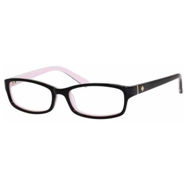 11e216378c9d Kate Spade Narcisa 0W70 00 Eyeglasses (206 AUD) ❤ liked on Polyvore  featuring accessories, eyewear, eyeglasses, lens glasses, plastic glasses, kate  spade ...