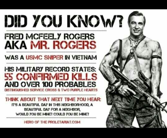 Pin By Melissa Labelle Cornejo On Stuff Mr Rogers Mr Military Records