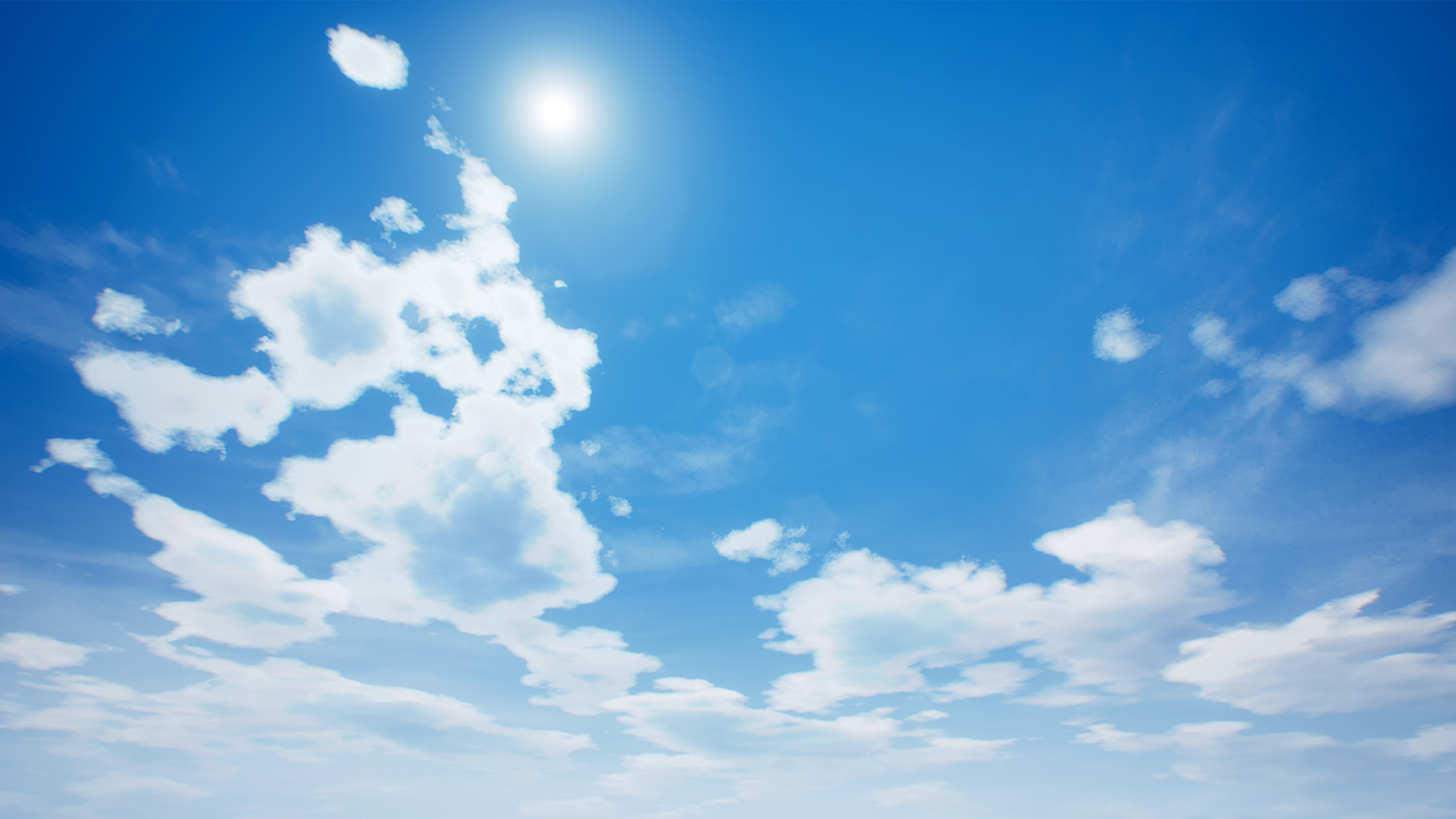 Ultra Dynamic Sky by Everett Gunther in Blueprints - UE4