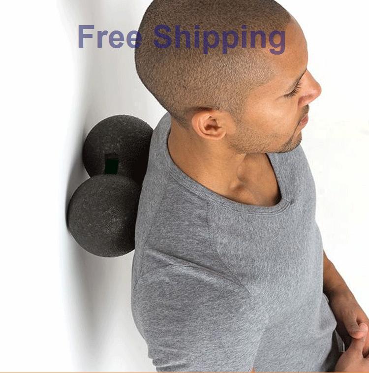 Mini Peanut Massage Ball Back Shoulder Neck Waist Leg Rehabilitation Training