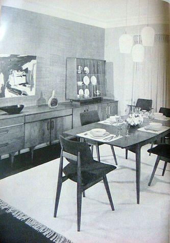 Mid Century Modern Furniture, Modern Mid Century Furniture Canada