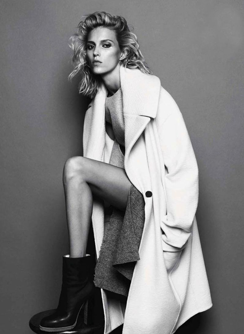 Fashion Landscape #white #coat #cocooncoat #maxicoat
