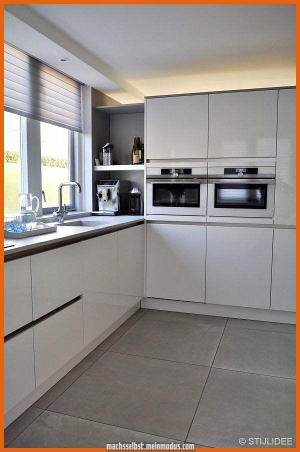 Photo of Viste incredibili … un soggiorno e una cucina dal design moderno a Houte …