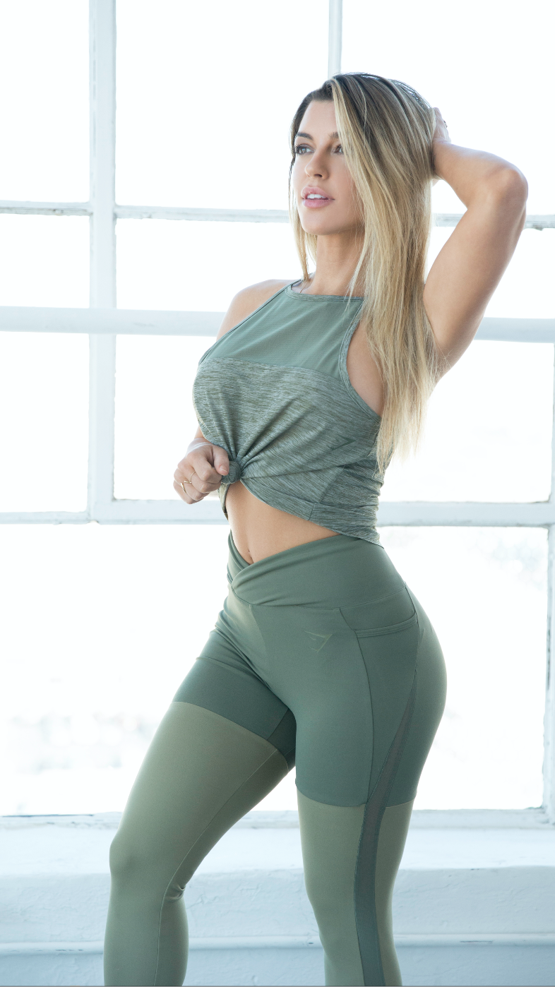 5ab37165d4cbf Nikki Blackketter Season 2 will be available to buy first at the Gymshark  LA Store. Head on down to 328 Santa Monica Boulevard, Santa Monica,  California, ...
