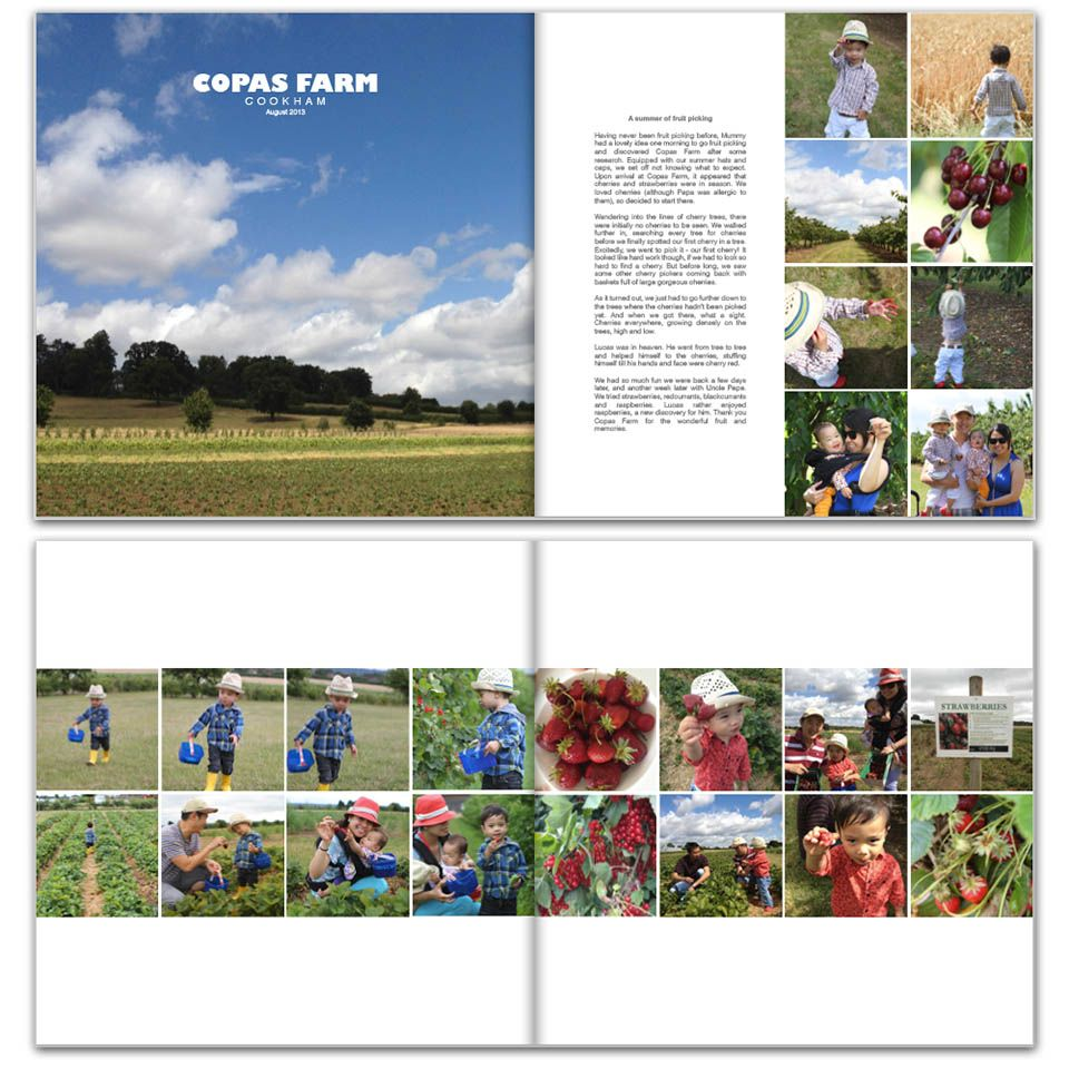 The Art Of Creating Amazing Heirbooks If You Ever Plan To Turn Your Family Photos Into Photobooks These Simple Tips Will Prepare Y Fotoboeken Foto Ideeen Foto