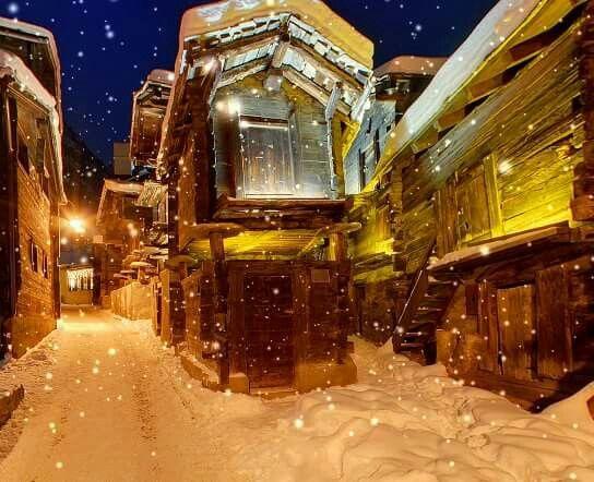 Zermatt Dorfteil