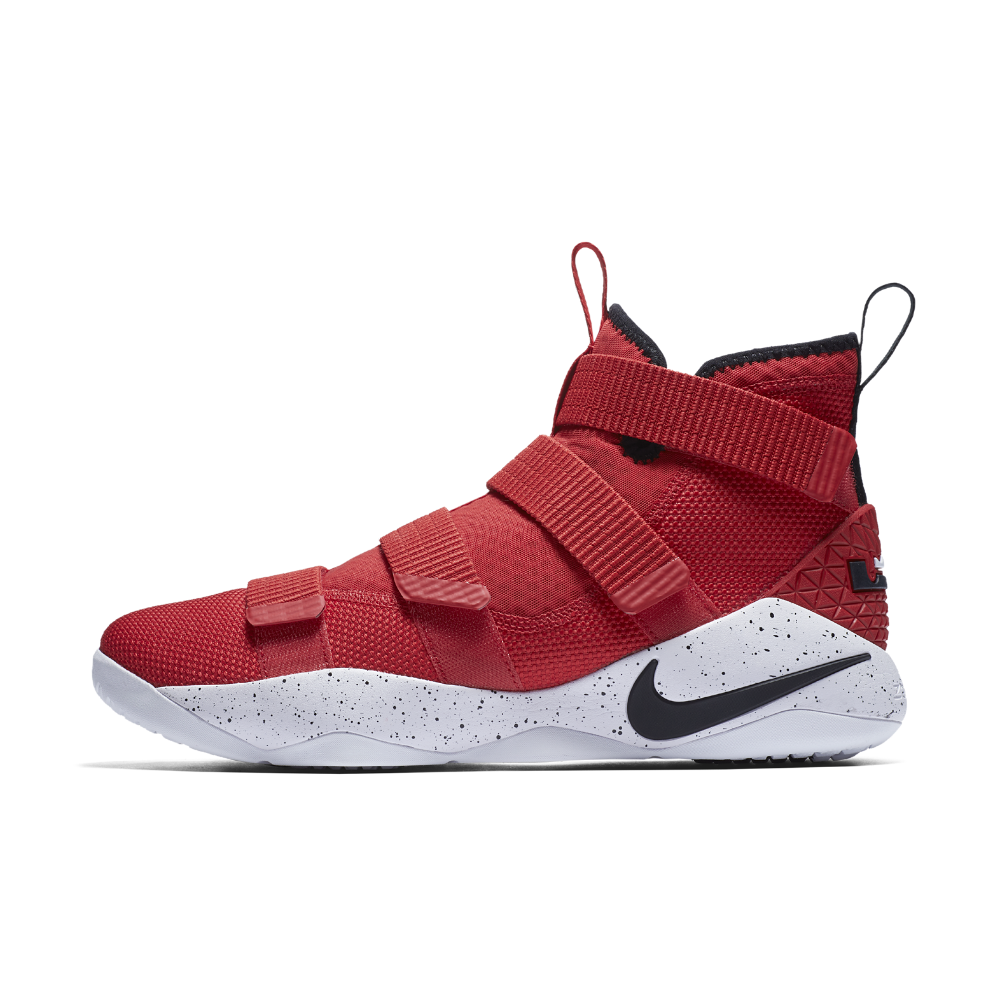 550d57ad2d7 Nike LeBron Soldier XI Basketball Shoe Size