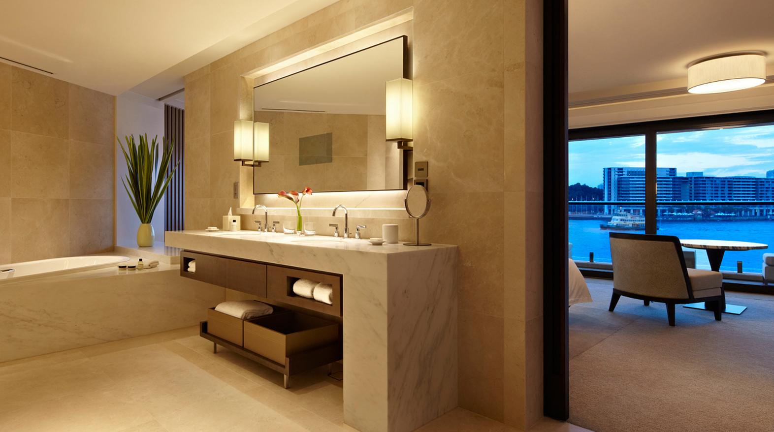 Park hyatt hotel bathroom sydney 1572 878 for Hotel park hyatt sydney