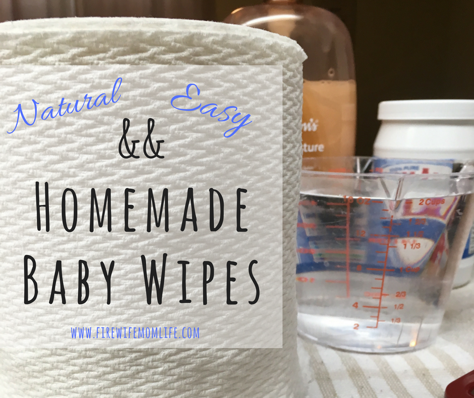 Homemade Baby Wipes Homemade baby wipes, Baby wipes
