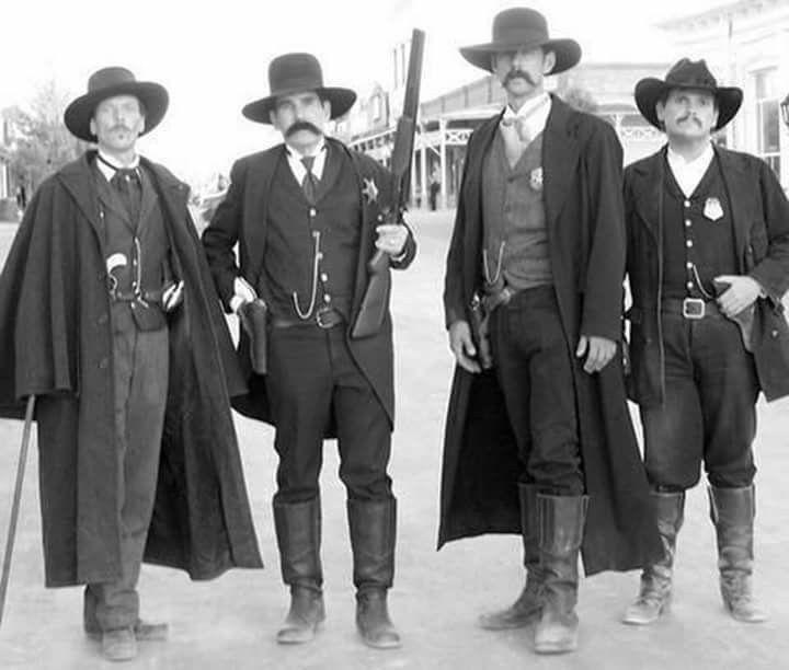 100 Wyatt Earp ideas in 2020   wyatt earp, earp, old west photos