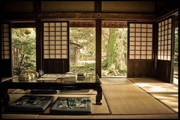 Zen Inspired Interior Design Japanese Home Design Traditional