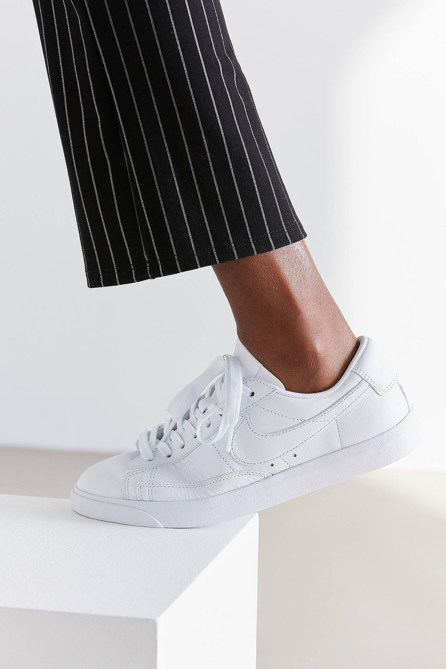 Nike Blazer Low LE Sneaker | Nike blazer, Casual shoes outfit ...