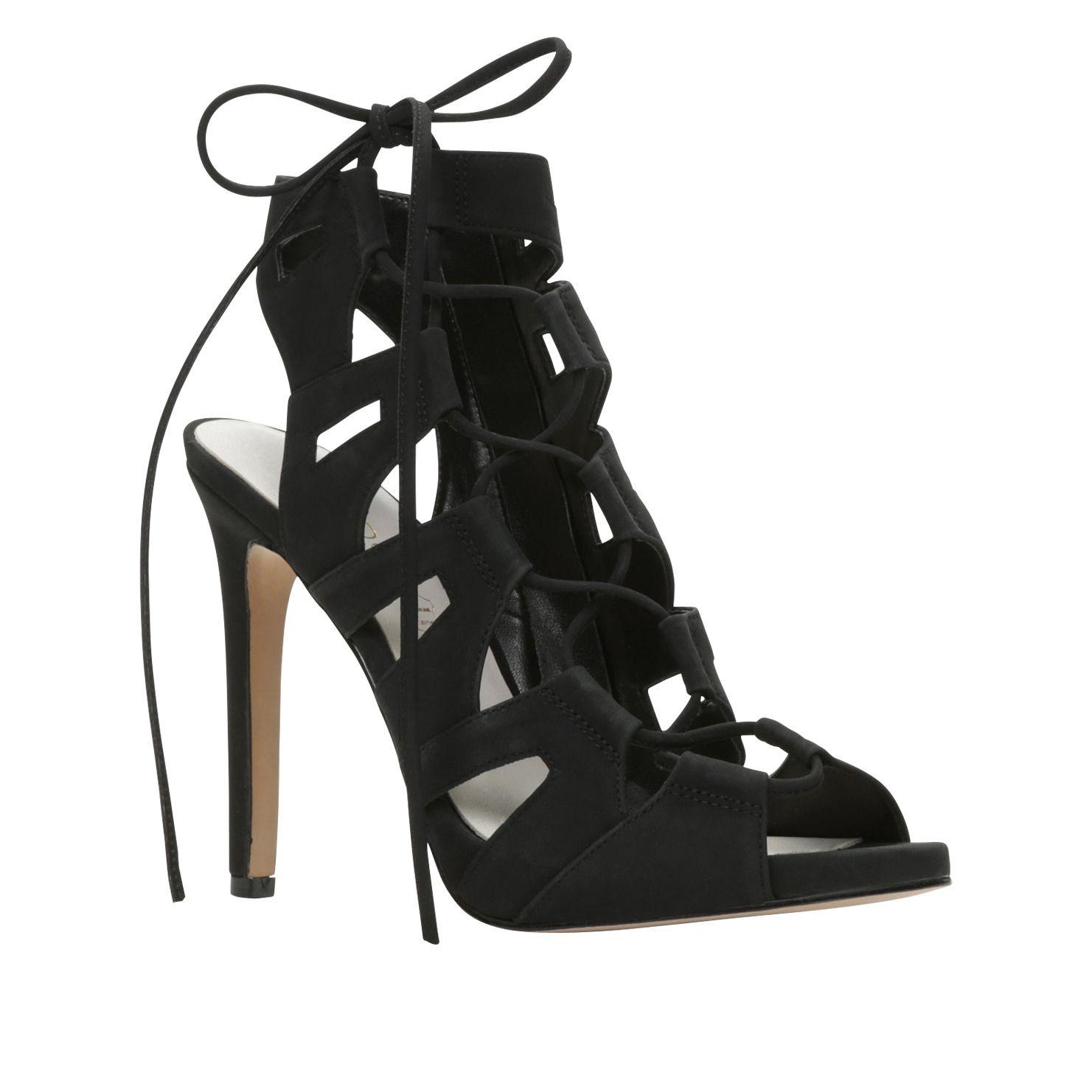 ALDO Shoes.   Heels, Lace up heels