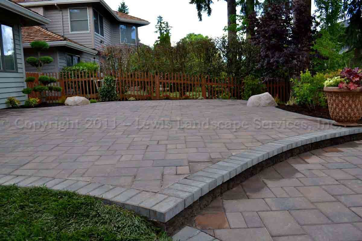 patio pavers - Paver Patio Design Ideas