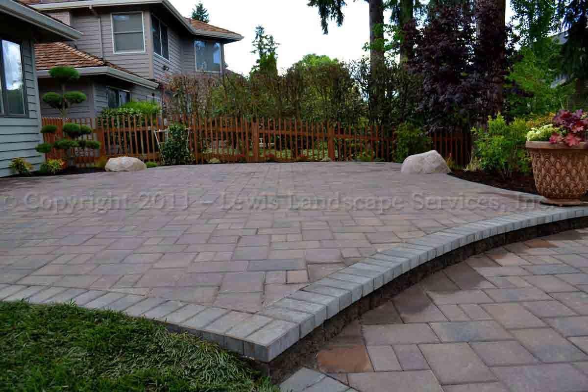 patio pavers | Backyard Ideas | Pinterest | Patios, Backyard and ...