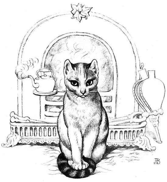 Kitty Chat Gratuit Imprimable Pages Coloriage Animaux Imprimable
