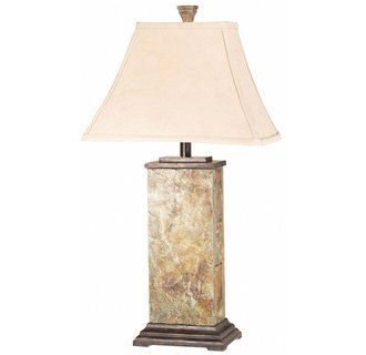 View the Kenroy Home 31202 Bennington 1 Light Table Lamp at LightingDirect.com.