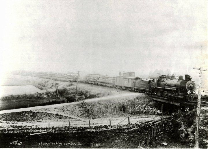 https://www.facebook.com/photo.php?fbid=194853720571881 James N Angie Miller  Cherry Valley's #101 delivering logs to the Milwaukee Road at Stillwater. — in Stillwater, WA, United States.