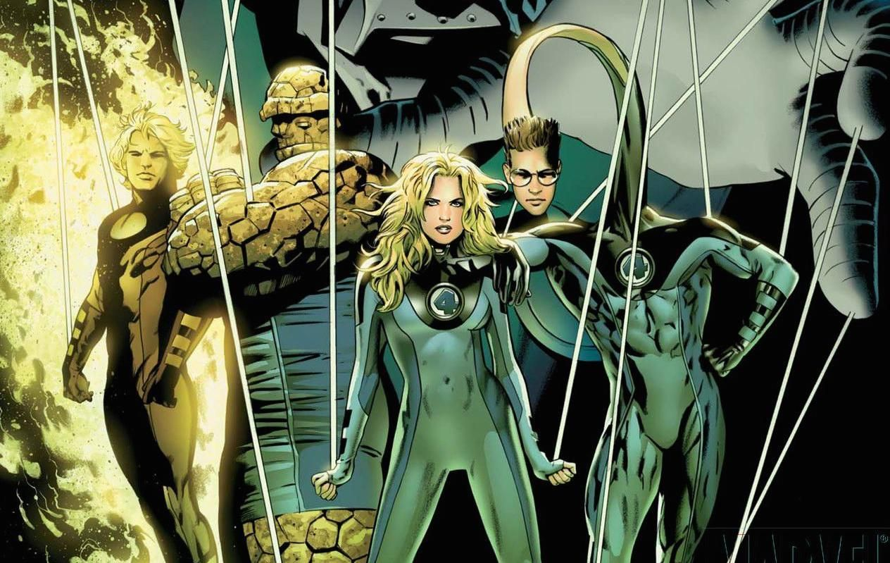 Fantastic Four Cast Continue To Talk Out Their Backsides Fantastic Four Marvel Comics Wallpaper Fantastic Four Movie