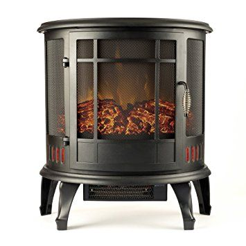Estate Design Richmond Infared Electric Stove Heater Portable Electric Fireplace Portable Fireplace Electric