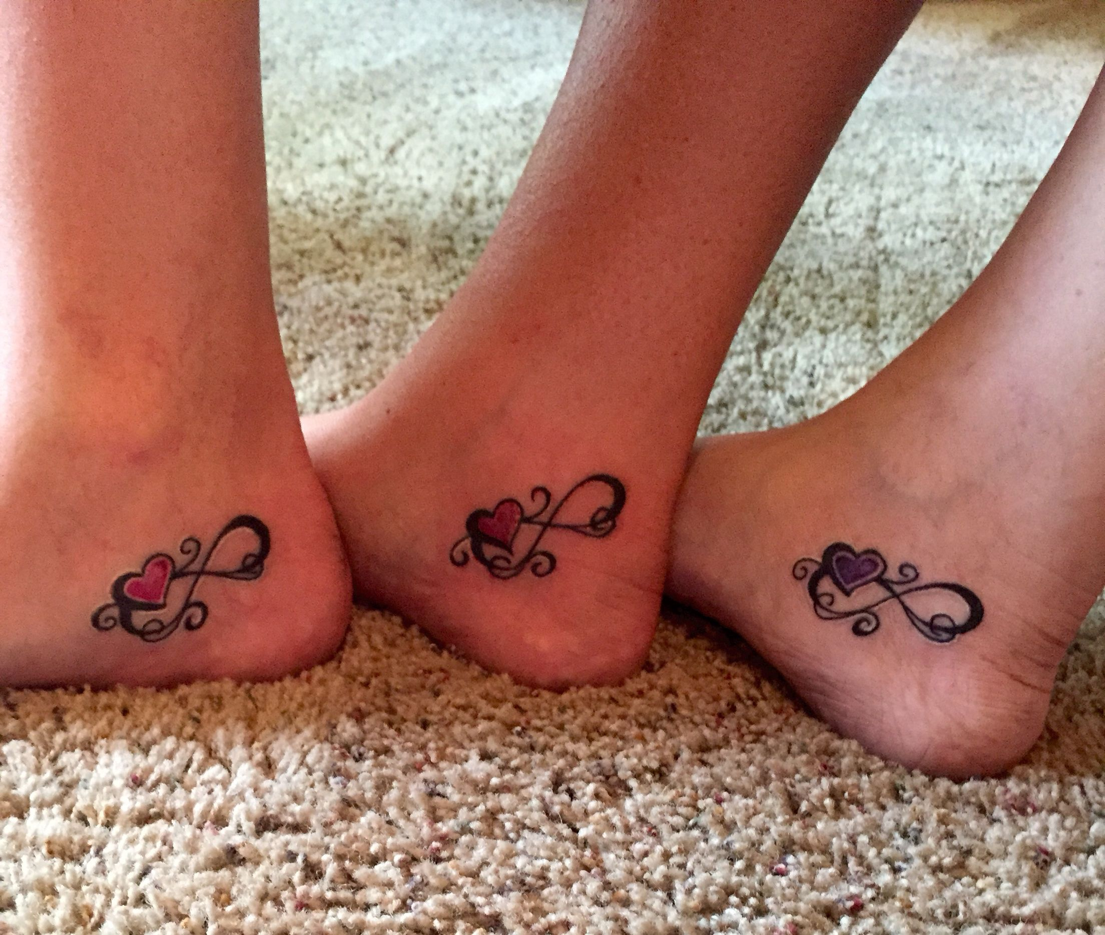 Small Sister Tattoo: Mother/Daughter/Sister Tattoo (With Images)