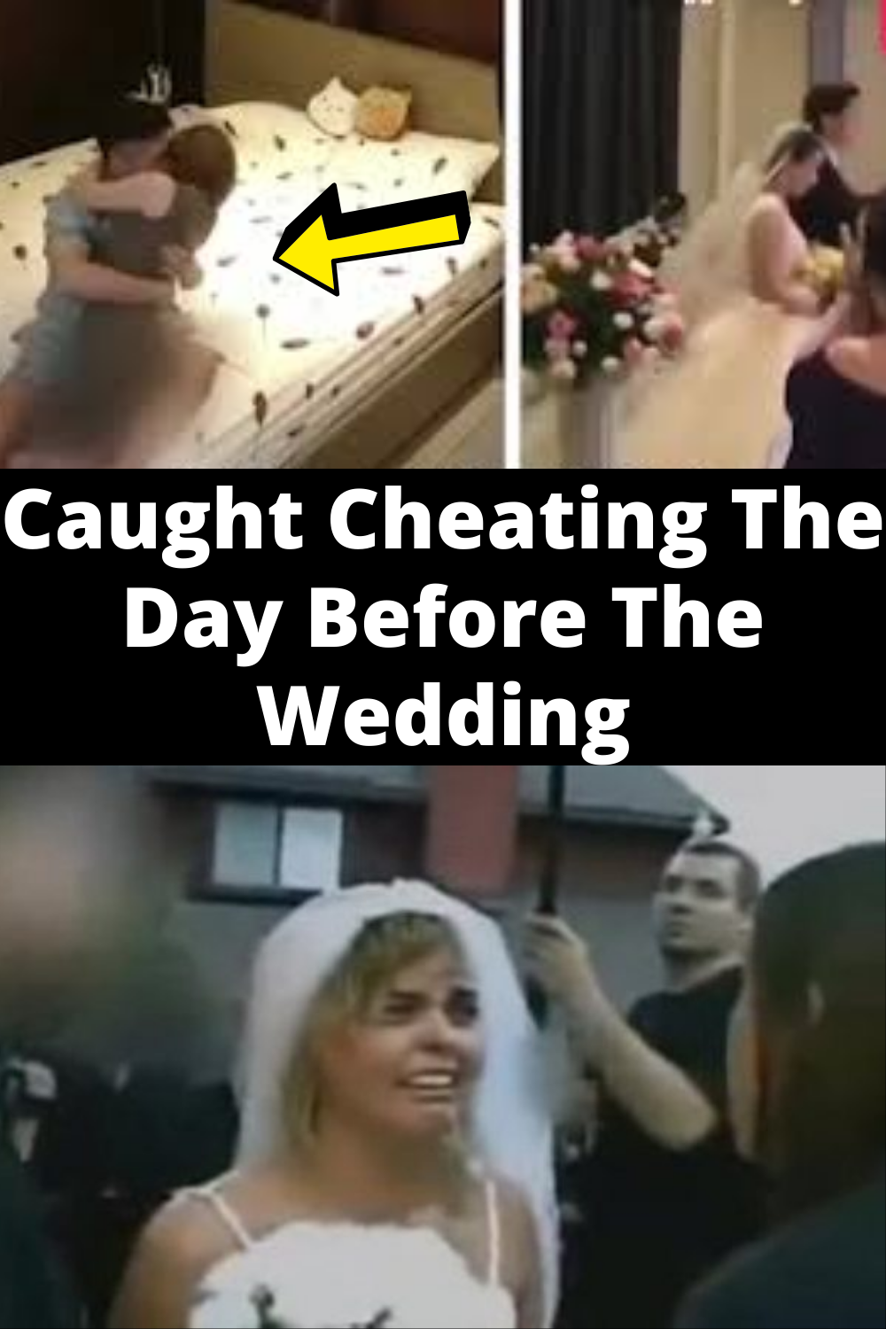 Caught Cheating The Day Before The Wedding V 2020 G