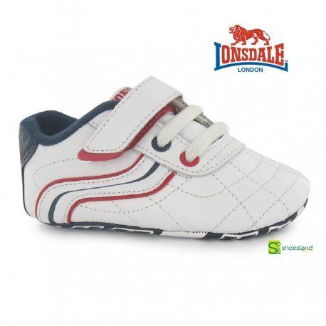 Chaussures Blanches Enfants Lonsdale hSilLz9zIJ