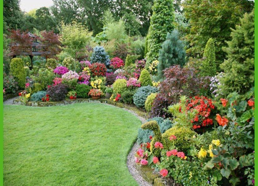Bhg Perennial Garden Plans Garden Design Ideas In 2020 Northwest Garden Beautiful Gardens Northwest Landscaping