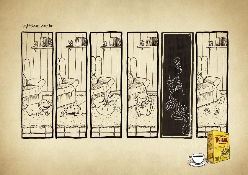 """Café Ticiana - Portfolio Emerson """"Morruga"""""""