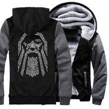 huge discount 9b02a 64d5e winter sweatshirt Odin Vikings jacket hoodies in 2019 ...