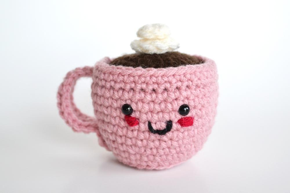 Cute Crochet Pincushion Patterns for Needle Crafters! | Geschirr und ...
